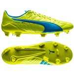Puma - evoSPEED SL FG Safety Yellow/Atomic Blue/White