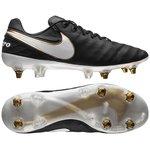 Nike Tiempo Legend 6 SG-PRO Sort/Hvid/Guld
