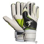 Precision Goalkeeper Glove Schmeichology Negative Lite Lime/Graphite/White Kids