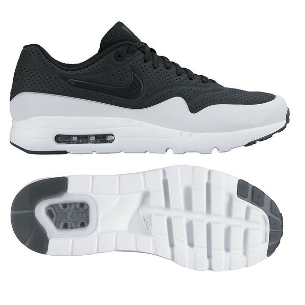 Nike Air Max 1 Ultra Moire ZwartWit