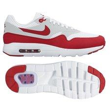 Nike Air Max 1 Ultra Essential Blanc/Rouge