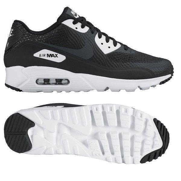 nike air max ultra svart og hvitt