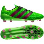 adidas ACE 16.1 FG/AG Solar Green/Shock Pink/Core Black