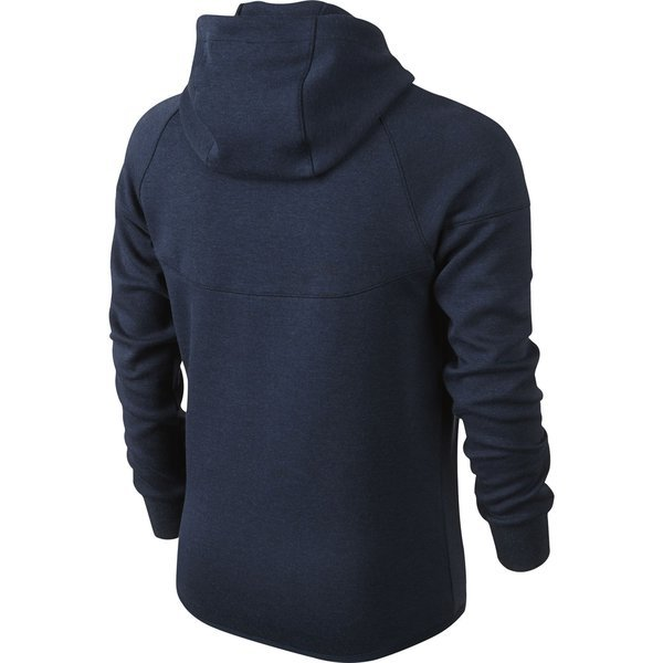 942f7528600b Nike Tech Fleece Windrunner Navy Zwart Kinderen 1