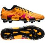adidas X 15+ Primeknit FG/AG Gelb/Orange/Pink