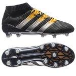 adidas - ACE 16.1 Primeknit FG/AG Svart/Silver/Gul