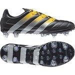 adidas - ACE 16.1 Läder SG Svart/Silver/Gul