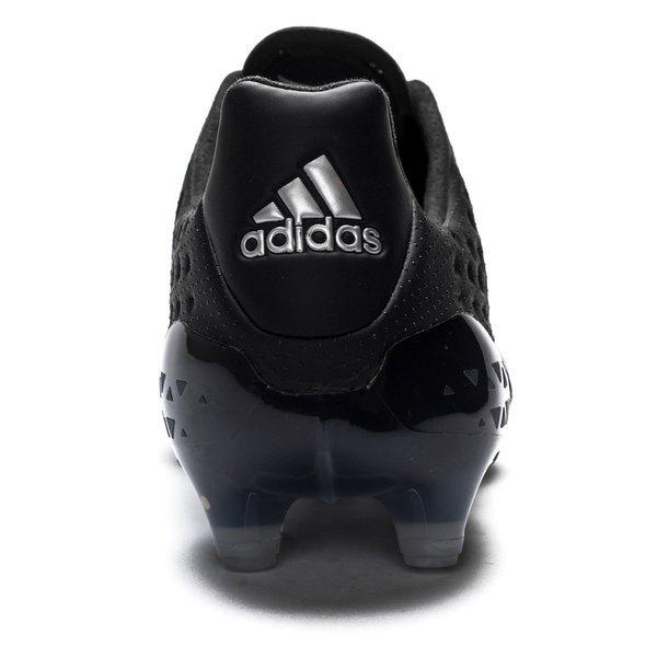 the latest af54a 54c18 adidas ACE 16.1 FGAG NoirArgentJaune  www.unisportstore.fr