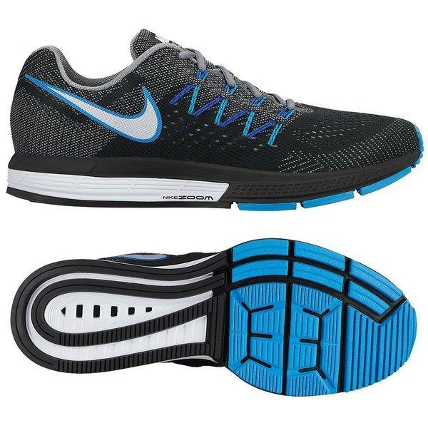 Nike Running Shoe Air Zoom Vomero 10 Cool GreyWhiteBlackBlue Lagoon