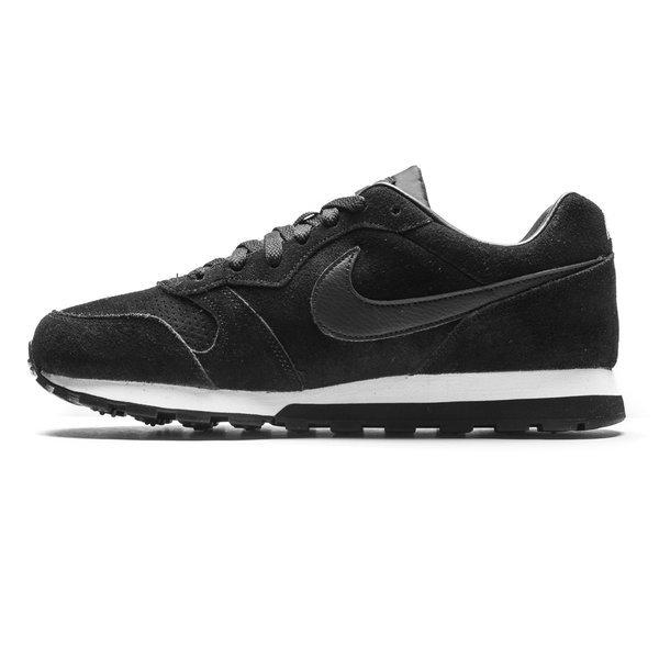 Sui Siempre Malentendido  Nike MD Runner 2 Leather Premium Black | www.unisportstore.com