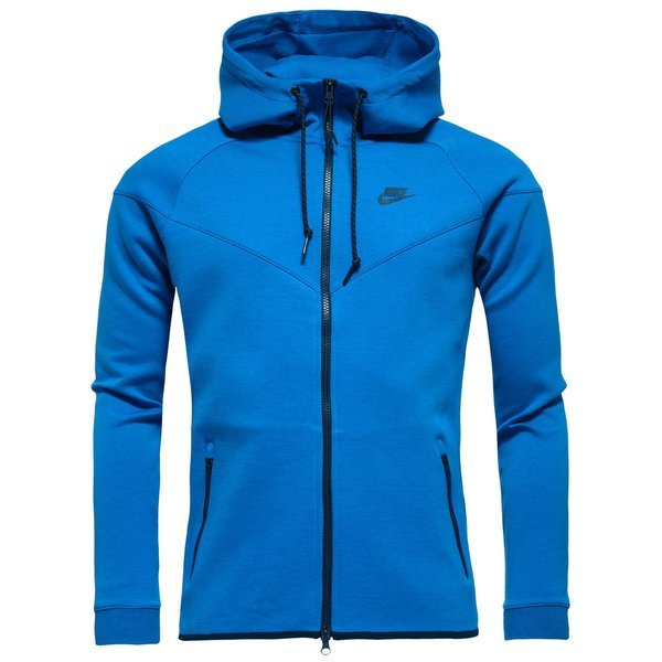 e003b6792eac nike tech fleece windrunner light photo blue heather obsidian ...
