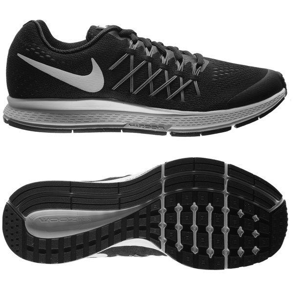 Nike Chaussures de course Air Zoom Pegasus 32 NoirGrisBlanc Junior