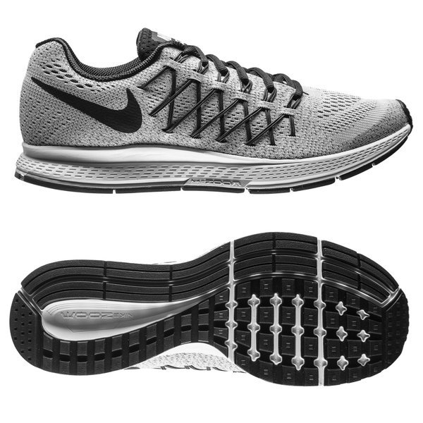 finest selection 32b1e 0dd7a Nike Running Shoe Air Zoom Pegasus 32 Pure Platinum Black Dark Grey Women.  Read more about the product. - running shoes. - running shoes image shadow