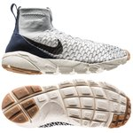Nike Air Footscape Magista Flyknit Grå/Sort