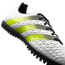 competitive price 91a32 c8ce5 ... adidas ace 16.3 tf hvitgrønnblå ...