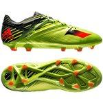 adidas Messi 15.1 FG/AG Grün/Rot/Schwarz