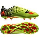 adidas Messi 15.3 FG/AG Grün/Rot/Schwarz