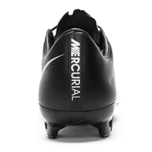 Nike Mercurial Vapor X Leather Tech Craft FG Light Bone/Black |  www.unisportstore.com