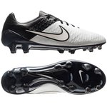 Nike Magista Opus Leather Tech Craft FG Light Bone/Black