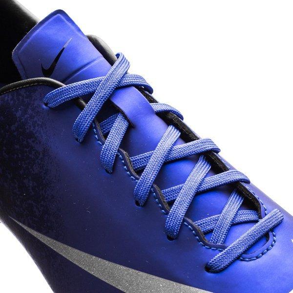 release date: 88e99 361a3 Nike Mercurial Victory V CR7 Blå Sølv Sort TF Barn 5