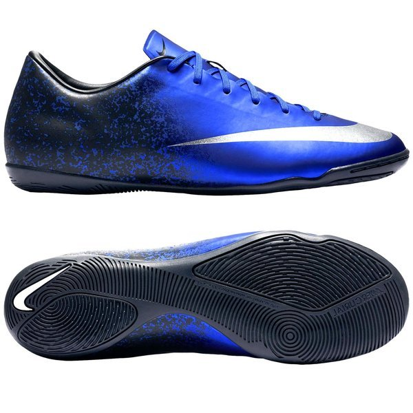 3872700f2 80.00 EUR. Price is incl. 19% VAT. -50%. Nike Mercurial Victory V CR7 Deep  Royal Blue Metallic Silver Black IC