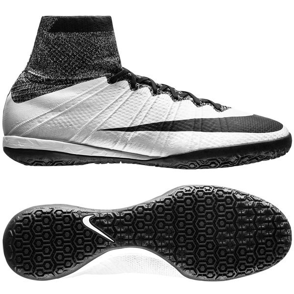 lowest price b31d2 1a44e €150. Price is incl. 19% VAT. -55%. Nike MercurialX Proximo IC White Black
