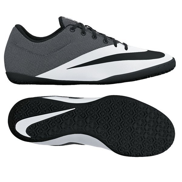 watch 9f0ba 4e13f Nike MercurialX Pro IC White/Black | www.unisportstore.com
