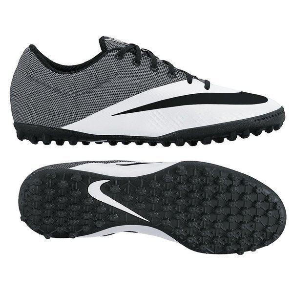 4c1cd834e72e Nike MercurialX Pro TF White/Black | www.unisportstore.com
