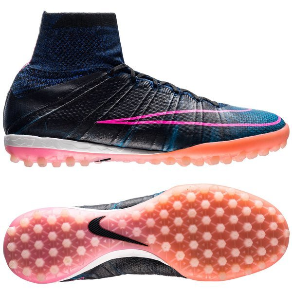 the latest 37648 0ff27 ... canada nike mercurialx proximo tf black pink blast racer blue 8eec1  cb93f