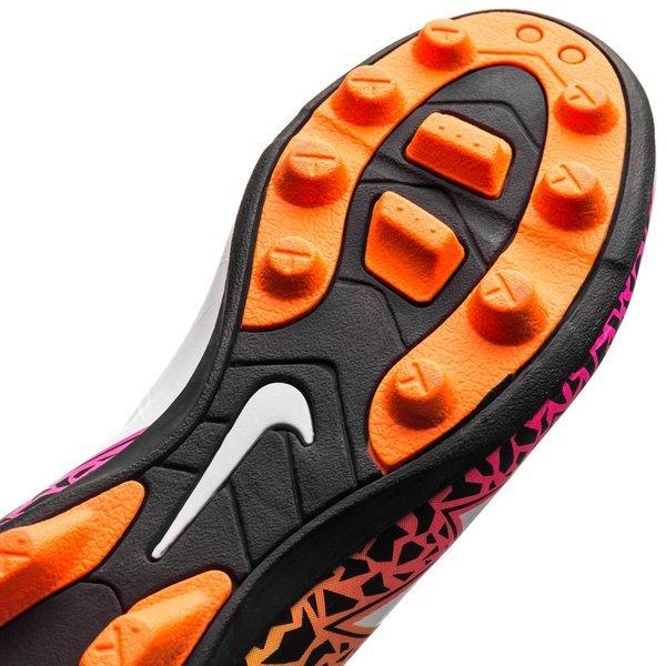 Nike Hypervenom Phade  Fg Orange Football Shoes