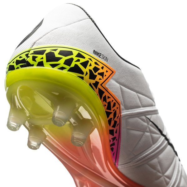 e62b79c1a4a327 Nike Hypervenom Phinish FG White Black Total Orange. Read more about the  product. - football boots
