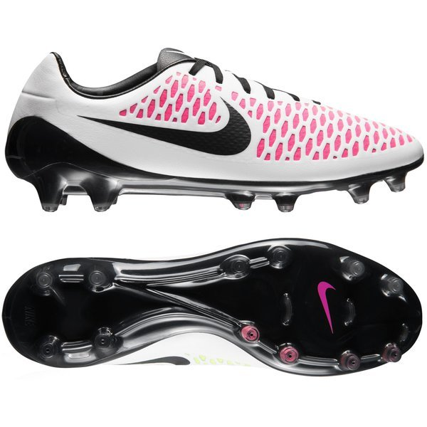 1a5b3549cfaa 200.00 EUR. Price is incl. 19% VAT. -55%. Nike Magista Opus FG White/Black/Pink  Blast