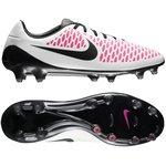 Nike - Magista Opus FG Vit/Svart/Rosa