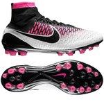 Nike - Magista Obra AG Vit/Svart/Rosa