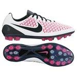 Nike - Magista Opus AG Vit/Svart/Rosa