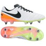 Nike Tiempo Legend 6 SG-PRO White/Black/Total Orange