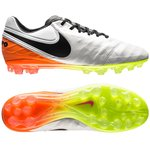 Nike Tiempo Legend 6 AG White/Black/Total Orange