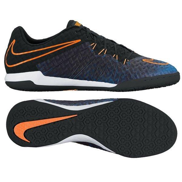 0b3651a16715 Nike HypervenomX Finale IC Black Total Orange Racer Blue