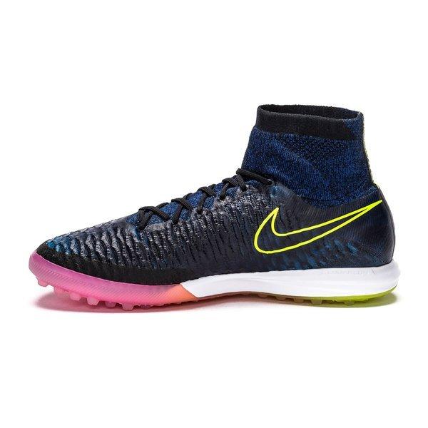 Nike Magistax Proximo TF Black / Volt / Racer Blue / Black