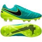 Nike Tiempo Legend 6 FG Turkis/Sort/Neon