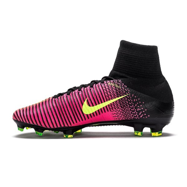 check out ace20 589ce Nike Mercurial Superfly V FG Total Crimson/Volt/Black | www ...