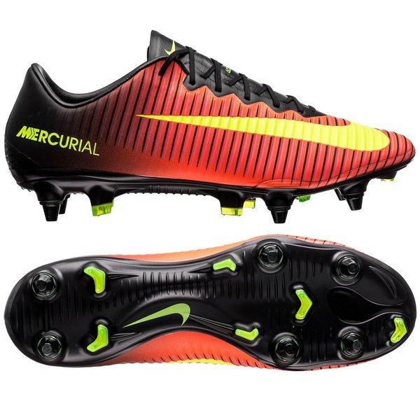 official photos 5ee40 aad35 Nike Mercurial Vapor XI SG-PRO Total Crimson/Volt/Black ...
