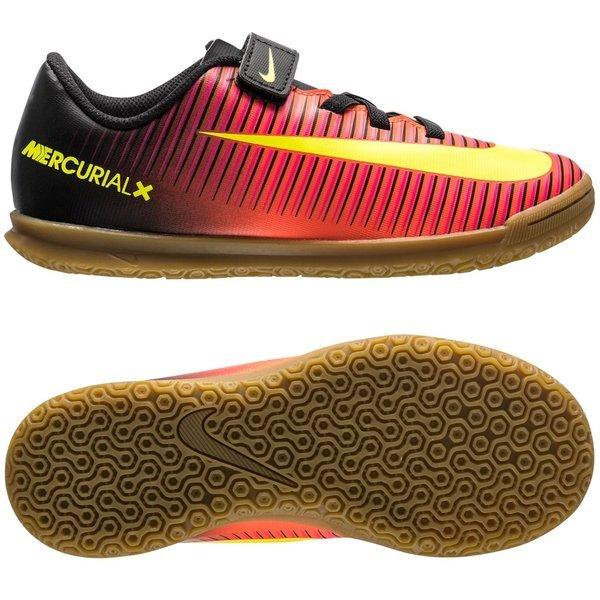 f3f97f970 Nike Mercurial Vortex III IC Total Crimson/Volt/Black Kids | www ...
