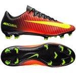Nike Mercurial Vapor XI FG Rot/Neon/Schwarz