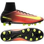 Nike Mercurial Veloce III AG-PRO Rood/Neon/Zwart