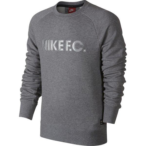 F Crew Nike Grau City CSweatshirt nOXP80wk