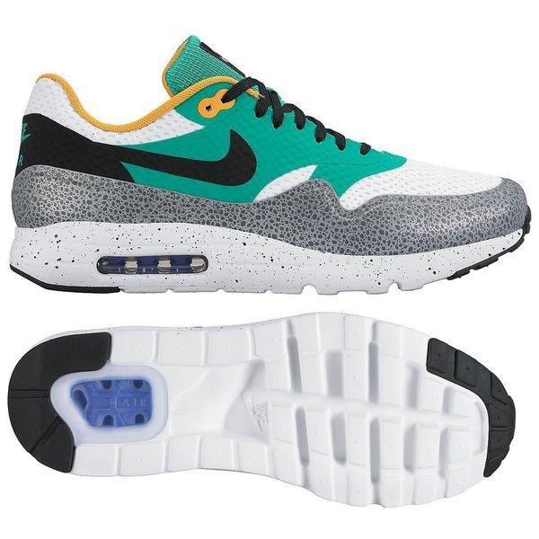 Nike Air Max 1 Ultra Essential WitZwartGroen