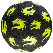 Monta Fodbold StreetMatch Sort/Gul