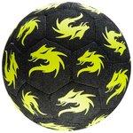 Monta Fußball StreetMatch Schwarz/Gelb