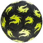 Monta Football StreetMatch Black/Yellow